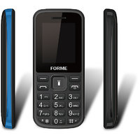 Forme N2 (Combo Of 2) Black With Black+Blue ( 850 MAh B