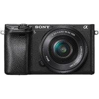 Sony Alpha A6300L 24.2 MP Digital SLR Camera (Black) Wi