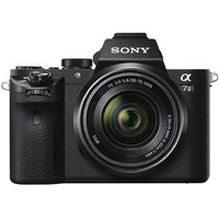 Sony Alpha A7M2K 24.3MP Digital SLR Camera (Black) With