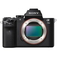 Sony Alpha A7M2 24.3MP Digital SLR Camera (Black) Body