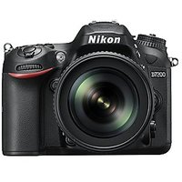 Nikon D7200 24.2 MP Digital SLR Camera (Black) With AF-