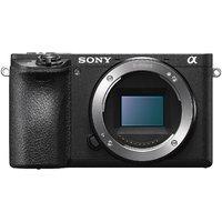 Sony Alpha ILCE-6500 24.2 MP Digital SLR Camera Body On