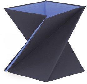 Defianz Levit8 Periwinkle, Size S The flat folding portable standing desk