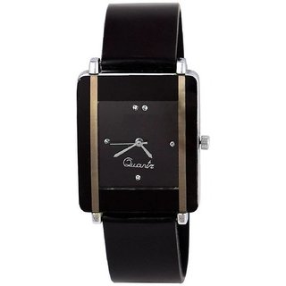 True Colors NEW AGE OF PARIS FASHION BLACK SHEDDO IN HER EYE Analog Watch - For Women