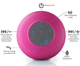 Portable Bluetooth Shower Speaker