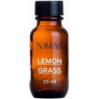 NAWAB Lemongrass esential aroma Diffuser oil (15ml)