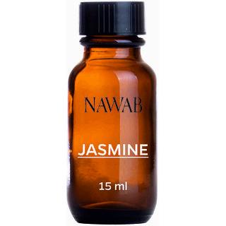 NAWAB Jasmine essential aroma Diffuser oil(15ml)