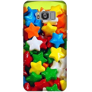 Akogare 3D Back Cover For Samsung Galaxy S8 BAESS81491