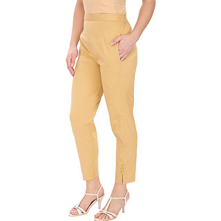 Skin Cotton Pants for Women