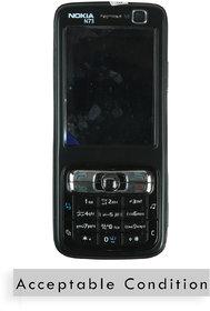 Nokia N73 Mobile  /Good Condition/Certified Pre Owned(6 Months Warranty Bazaar Warranty)