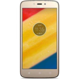 Motorola C plus (2 GB, 16 GB, Fine Gold)