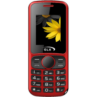 GLX W5 RED ( 1.8 INCH DUAL SIM MULTIMEDIA MOBILE WITH 1