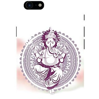 Lord Ganesha Mobile Cover for Iphone 8