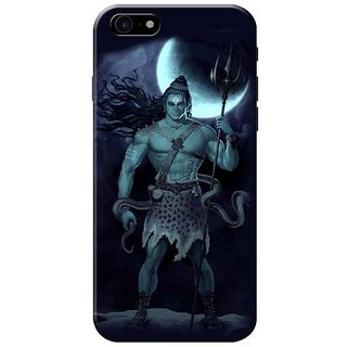 Lord Shiva Mobile Cover for Iphone 8