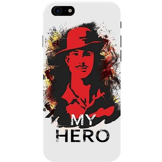 Bhagat Singh Ji Mobile Cover for Iphone 8