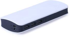 OMNITEX fast charge p6 10000 MAh Power Bank (whiteblack)