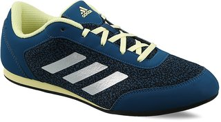 Adidas Vitoria II Women's Blue Running Shoes