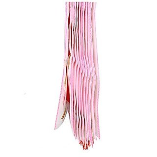 Kuber Industries trade; Hanging Saree Cover In Non Woven Material Set of 12 Pcs  Pink