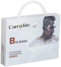 Carrolite Premium Black EarPhone.