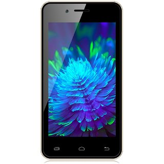Karbonn A40 Indian 4g (1 GB,8 GB,Gold)