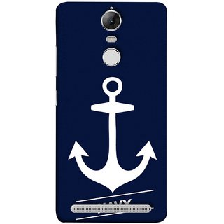 FUSON Designer Back Case Cover for Lenovo K5 Note :: Lenovo Vibe K5 Note Pro (Sea Ocean Nevy Soldiers Fighter Plains Ultrasonic )