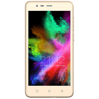 Zen Admire Joy (768 MB,8 GB,Blue)