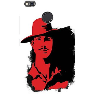 Buy Bhagat Singh Ji Mobile Cover For Redmi 4 Online Get 77 Off