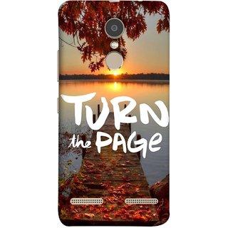 FUSON Designer Back Case Cover for Lenovo K6 (Nice Good Morning Sunshine Rise Lake Shore )