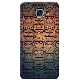 Owl & Man Mobile Cover for Samsung J7 Max,on Max
