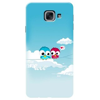 Love Birds Mobile Cover for Samsung J7 Max,on Max