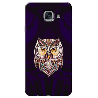 Cool Owl Mobile Cover for Samsung J7 Max,on Max