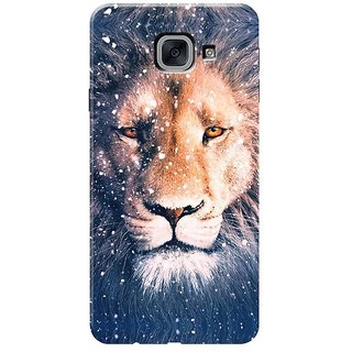 King Lion Mobile Cover for Samsung J7 Max,on Max