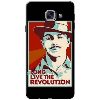 Bhagat Singh Ji Mobile Cover for Samsung J7 Max,on Max