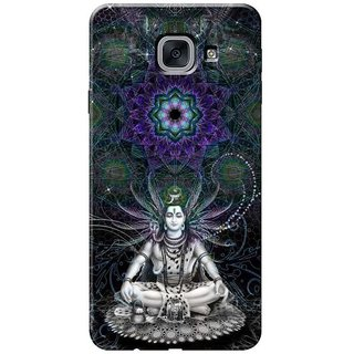 Lord Shiva Mobile Cover for Samsung J7 Max,on Max