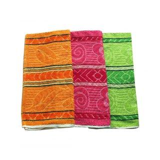 Bath Towels - set of 3 pcs.