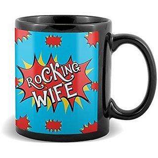 Rocking Wife  Mug
