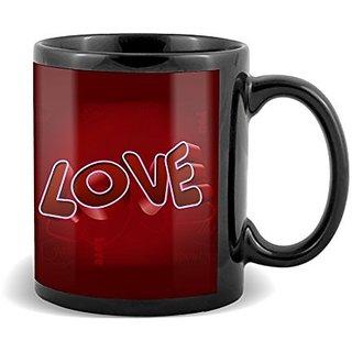 Love with heart  Mug Valetines