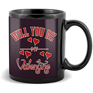 Will You Be My Valetines  Mug Valetine