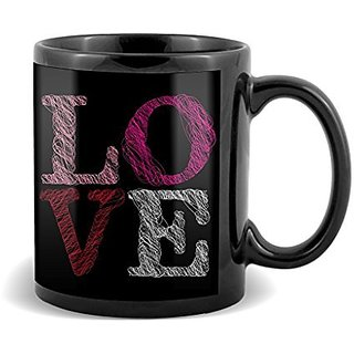 Love Single Soul In Two Bodies  Mug Valetines
