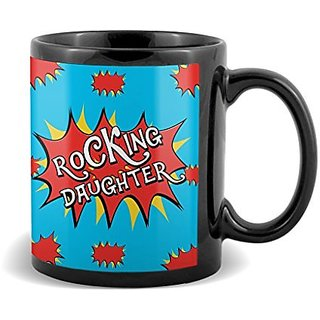 Rocking Daughter  Mug