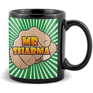 Mr. Sharma  Mug