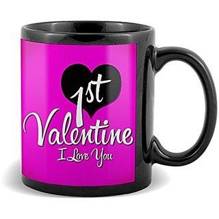 1st Valetines Day  Mug Valetines
