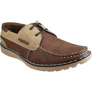 Blinder Mens Brown Lace-up Sneakers