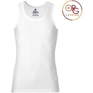 Rider Blue Bird 80-85 Cotton White Vests for Men (Pack of 1)