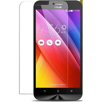 Ulove Tempered Guard For Asus Zenphone Max Flexible Glass Guard 0.26mm UltraThin With 9H Hardness And Scratch Resistance