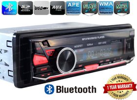 SoundBoss XBT-3252 DETACHABLE Bluetooth Wireless With Phone Caller Id Receiver Car Media Player