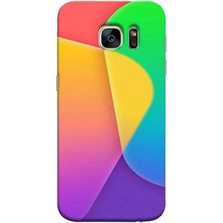 FUSON Designer Back Case Cover For Samsung Galaxy S7 Duos