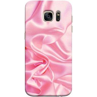 FUSON Designer Back Case Cover for Samsung Galaxy S7 :: Samsung Galaxy S7 Duos :: Samsung Galaxy S7 G930F G930 G930Fd (Pinky Girly Girls Womens Design Pattern Babies Soft )