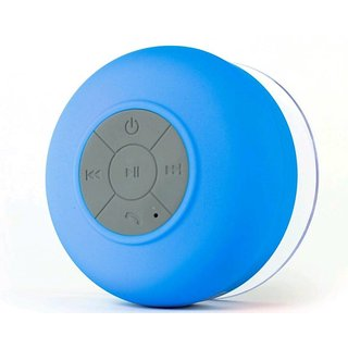Shower Waterproof Wireless Portable Bluetooth Speaker