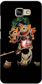 Samsung Galaxy J7 Prime Lord Krishna Printed Designer Back Cover By Prints Ways